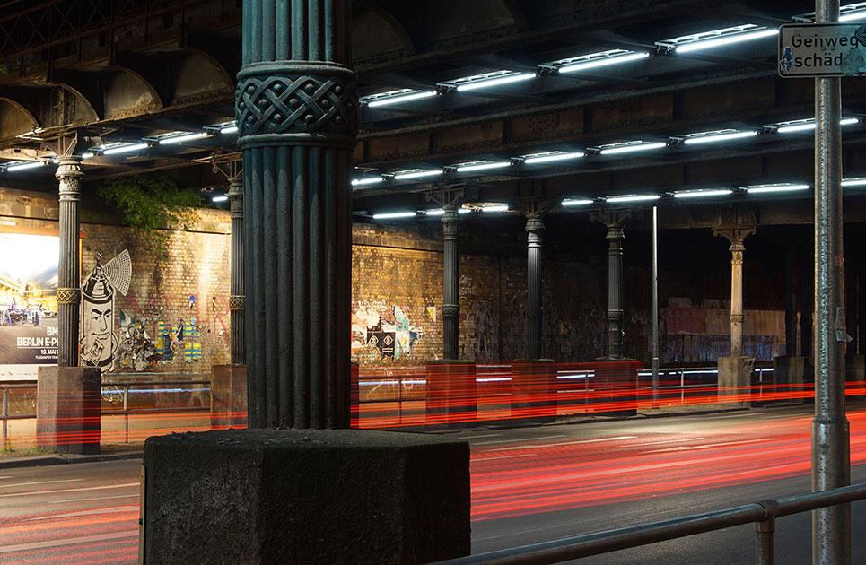 Berlin Geschichtsparcours Yorckbrücken