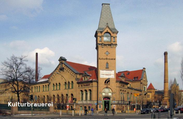 Kulturbrauere Berlin, Franz Schwechten